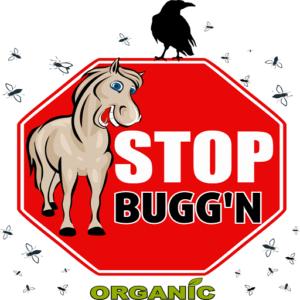 stop buggn organic fly spray